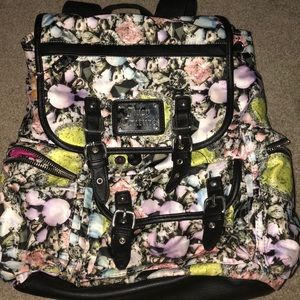 Back to school. Beautiful funky Juicy Couture 🎒